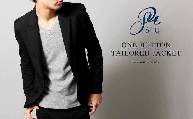 テーラードジャケット-メンズファッション2